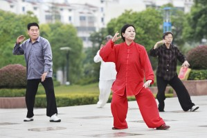 The Mind-Body Benefits Of Tai Chi