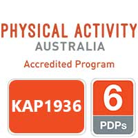 Physical Activity Australia Accredited Program